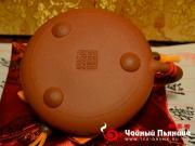 """<p>Форма: Ши Пяо, в переводе значит """"каменный ковш"""". Мастер:  Циан Линцюан. Объем: 240 мл. Размер: 13 Х 6,5 см</p>"""