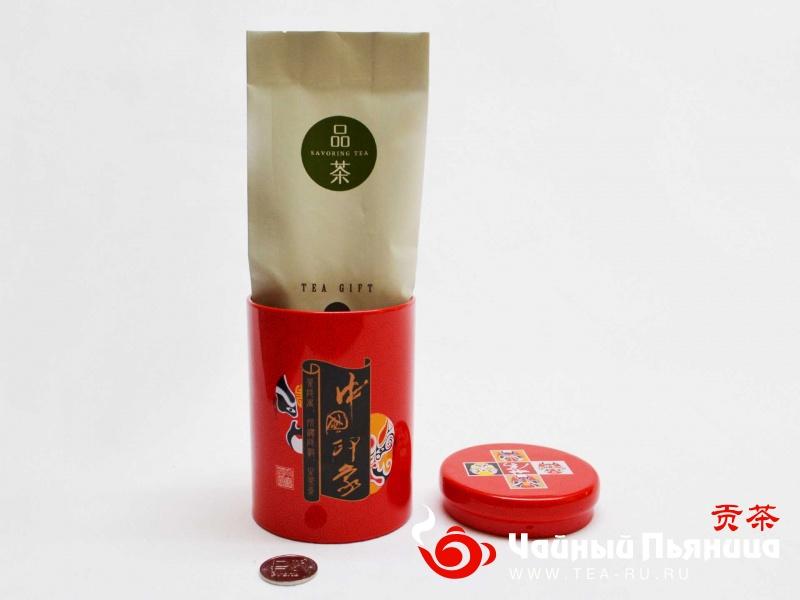 """Подарочный набор №3, """"Зеленый чай с жасмином"""""""