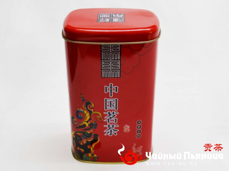 """Подарочный набор №12, """"Зеленый и красный чай"""""""