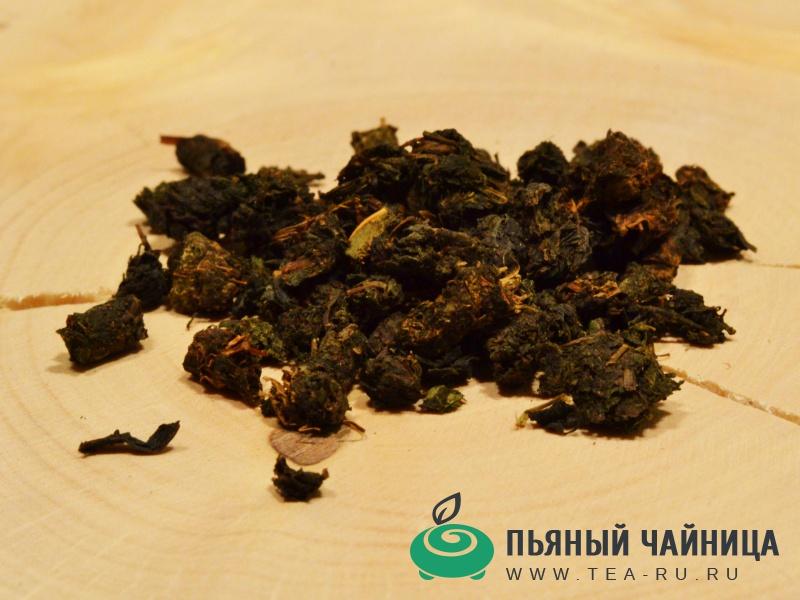 Иван-чай с черемухой скрученный ветлужский