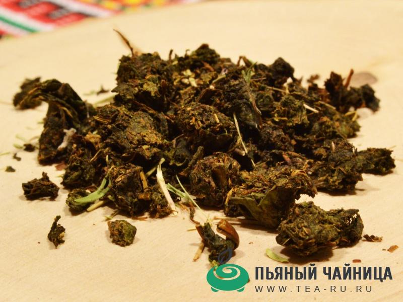 Иван-чай с чабрецом скрученный ветлужский