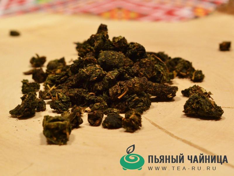 Иван-чай с вишней скрученный ветлужский