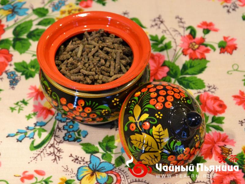 Иван-чай сильной обжарки скрученный мещёрский