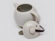 Чайник, фарфор Жу Яо, 210мл.