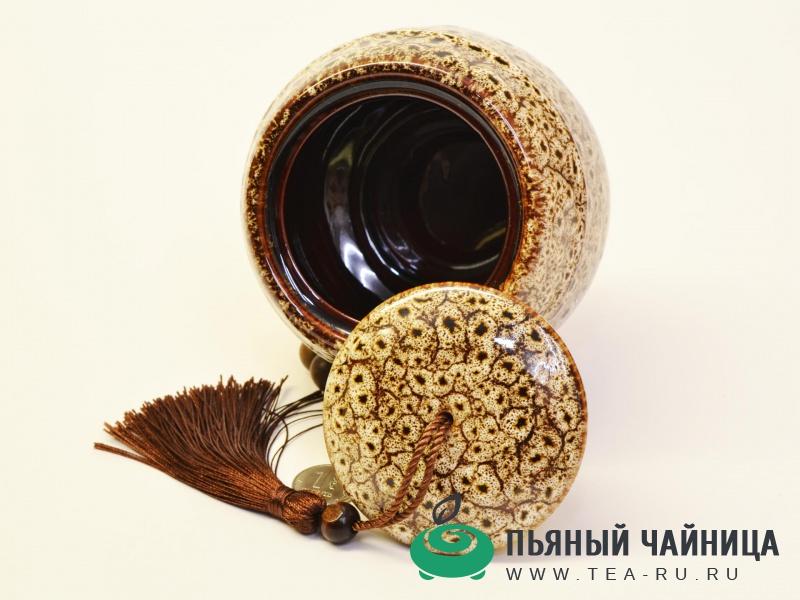 Чайница, керамика, 800мл.